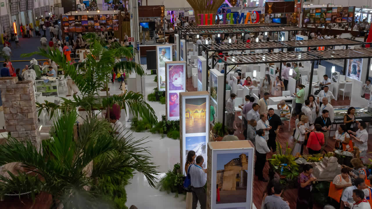 tianguis turístico travel event