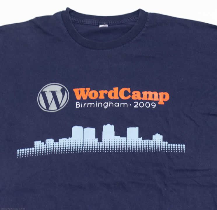 Wordcamp Birmingham 2009