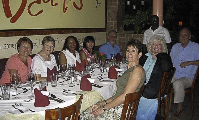 Cayman Islands travel agent fam