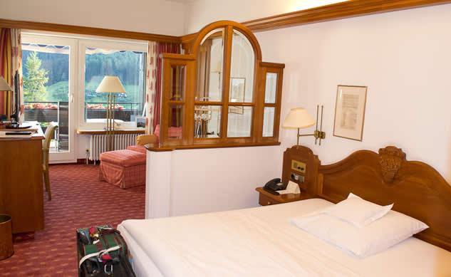 Hotel Taube Bedroom
