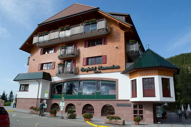 Germany Berg hotel Lake Mummelsee