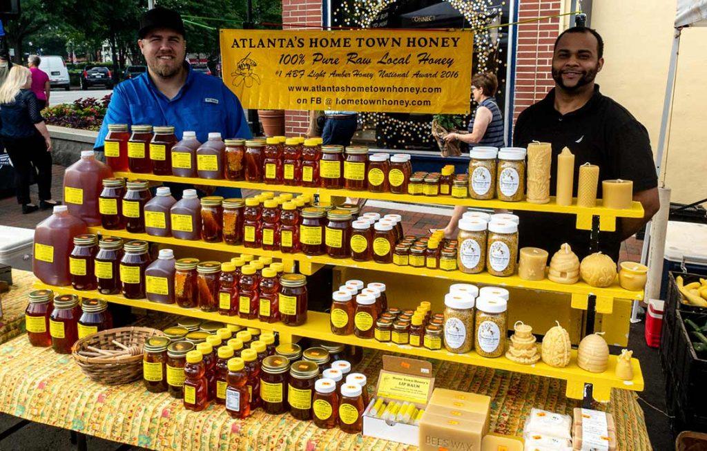 Atlanta Home Town Honey
