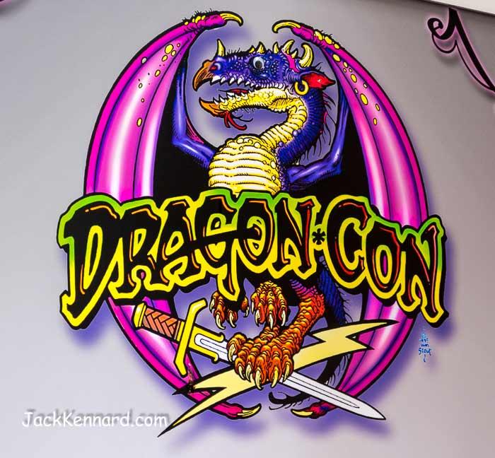 At Dragoncon in Atlanta 2013
