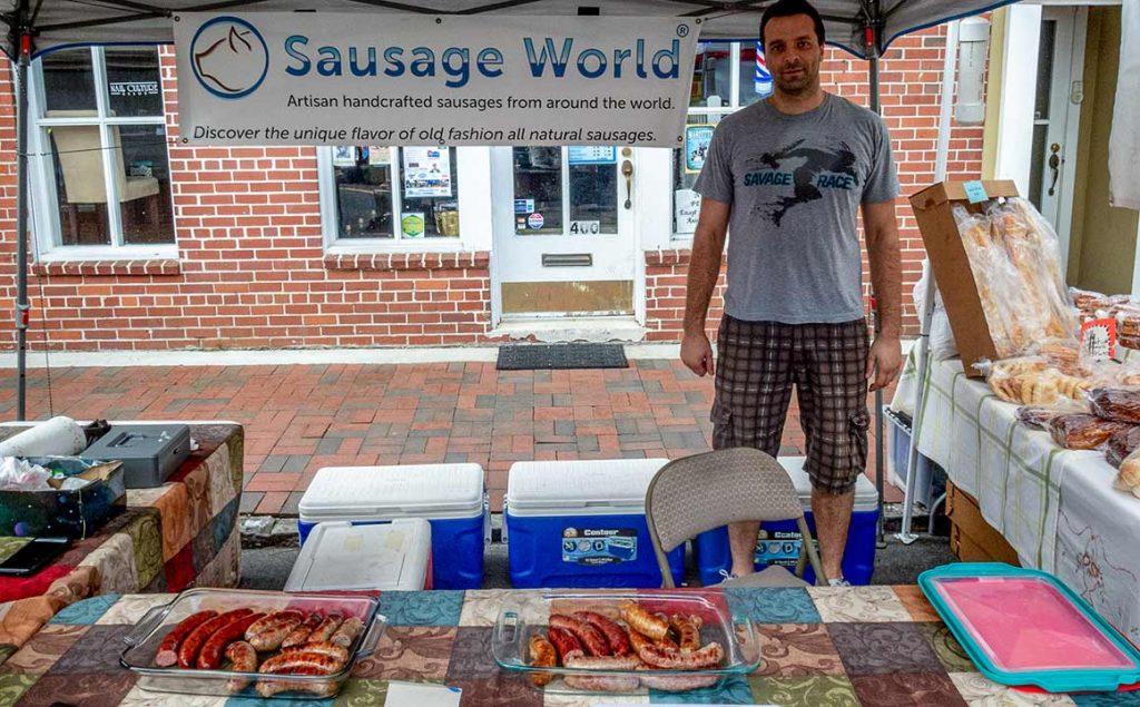 Sausage World