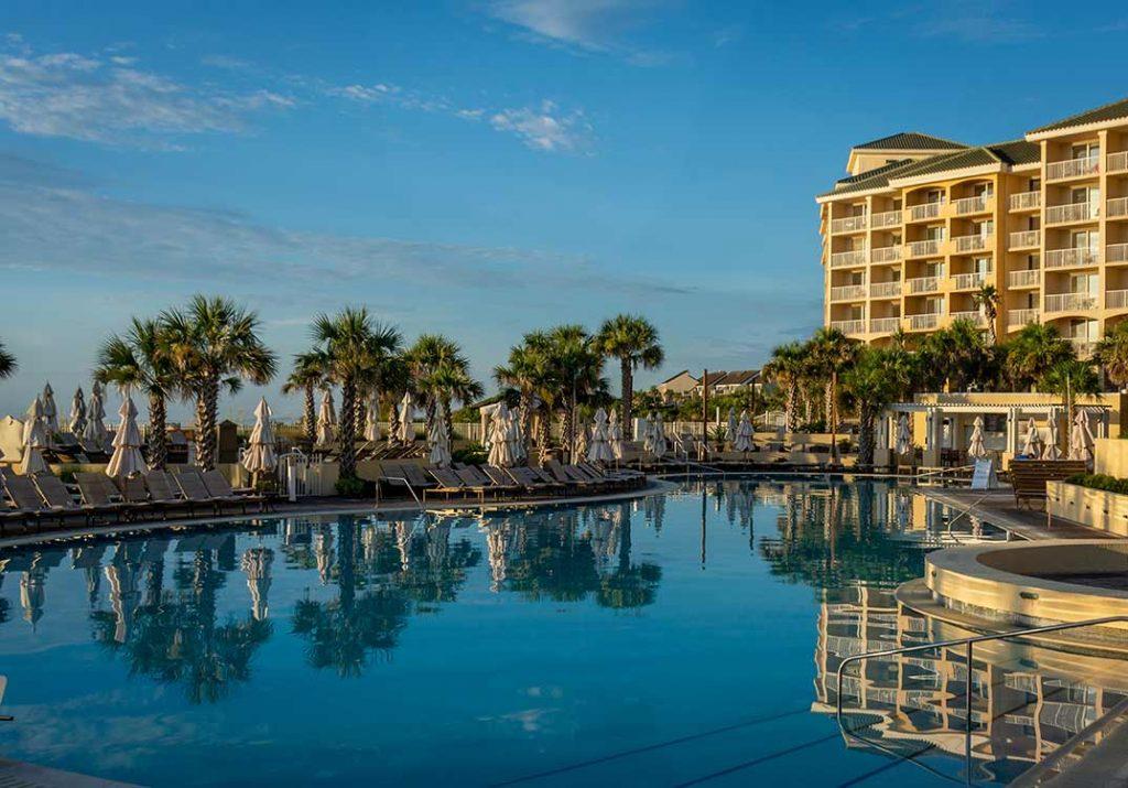 Pool at Omni Amelia Island Hotel